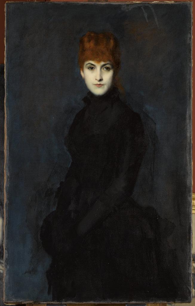 Jean-Jacques Henner, La Comtesse Kessler, vers 188