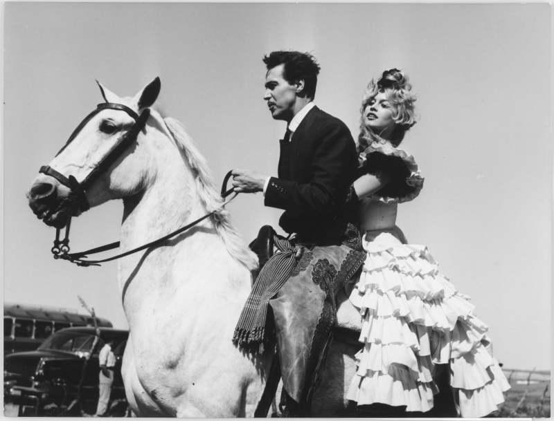 Fondation Pathé © 1959 - Société Nouvelle Pathé Cinéma - Dear Film - Gray Film