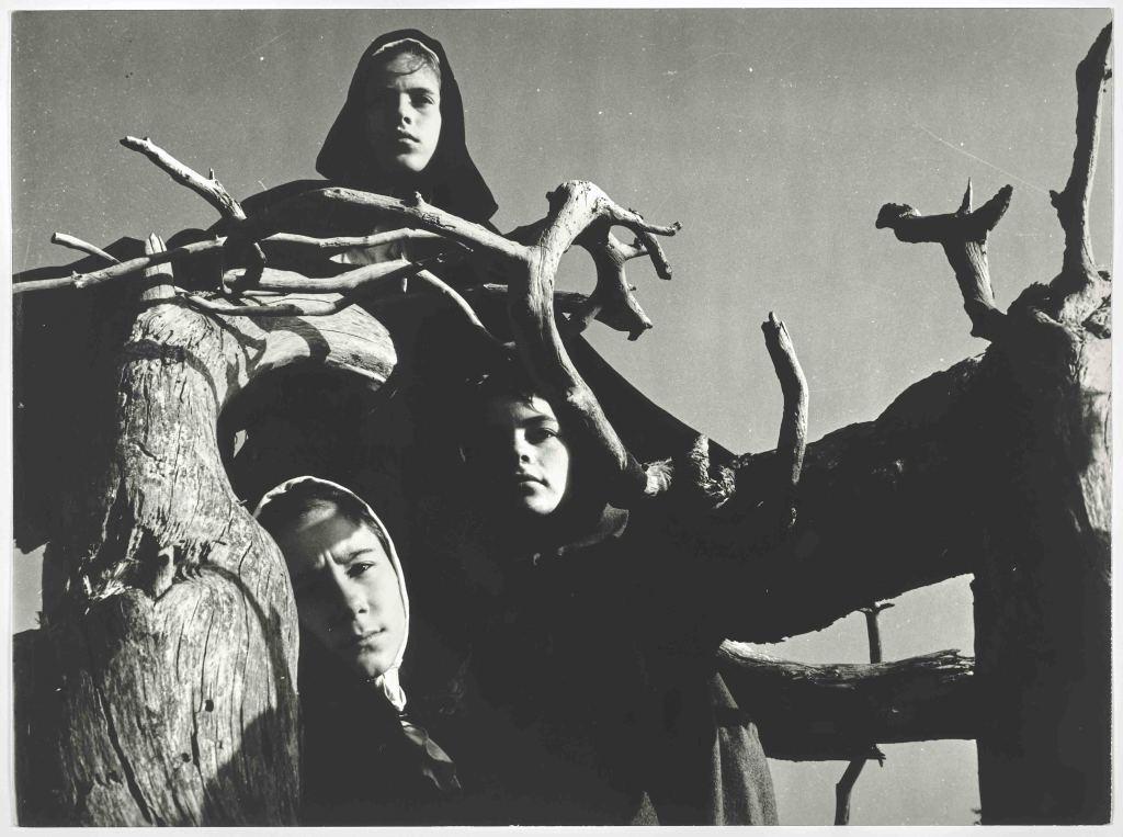 Les Sorcieres de Salem - Photographie de Roger Corbeau