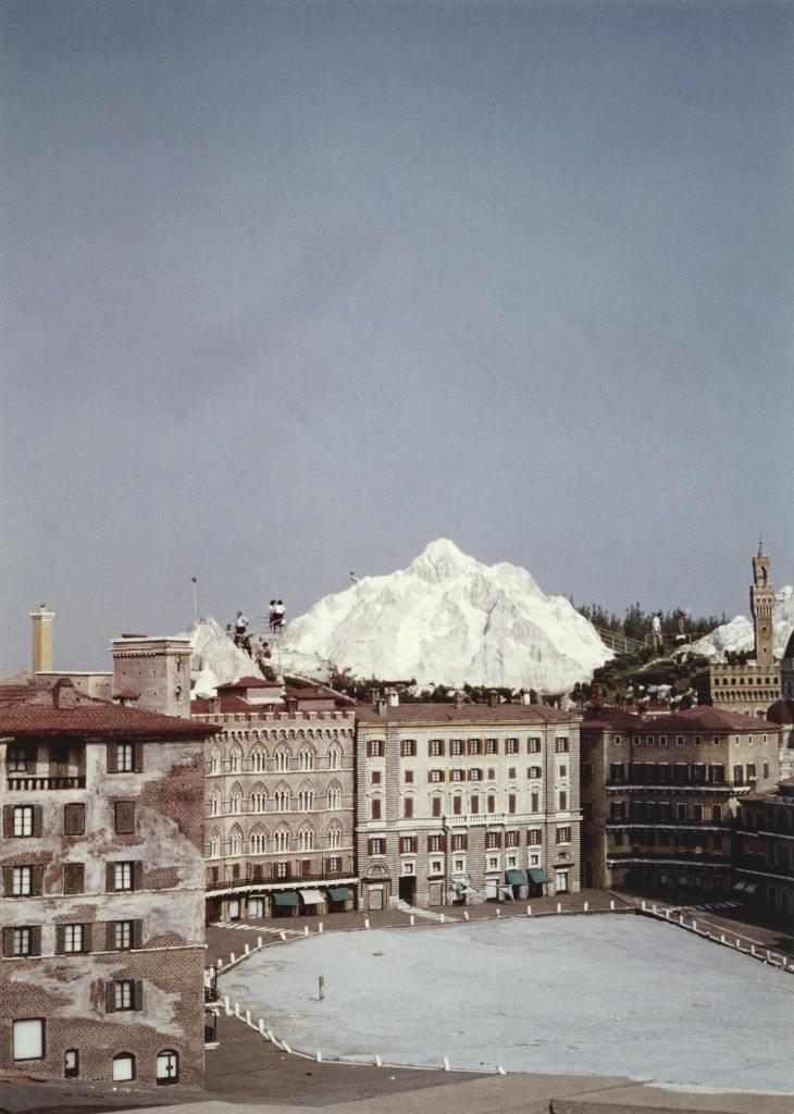Luigi Ghirri, Rimini, 1977