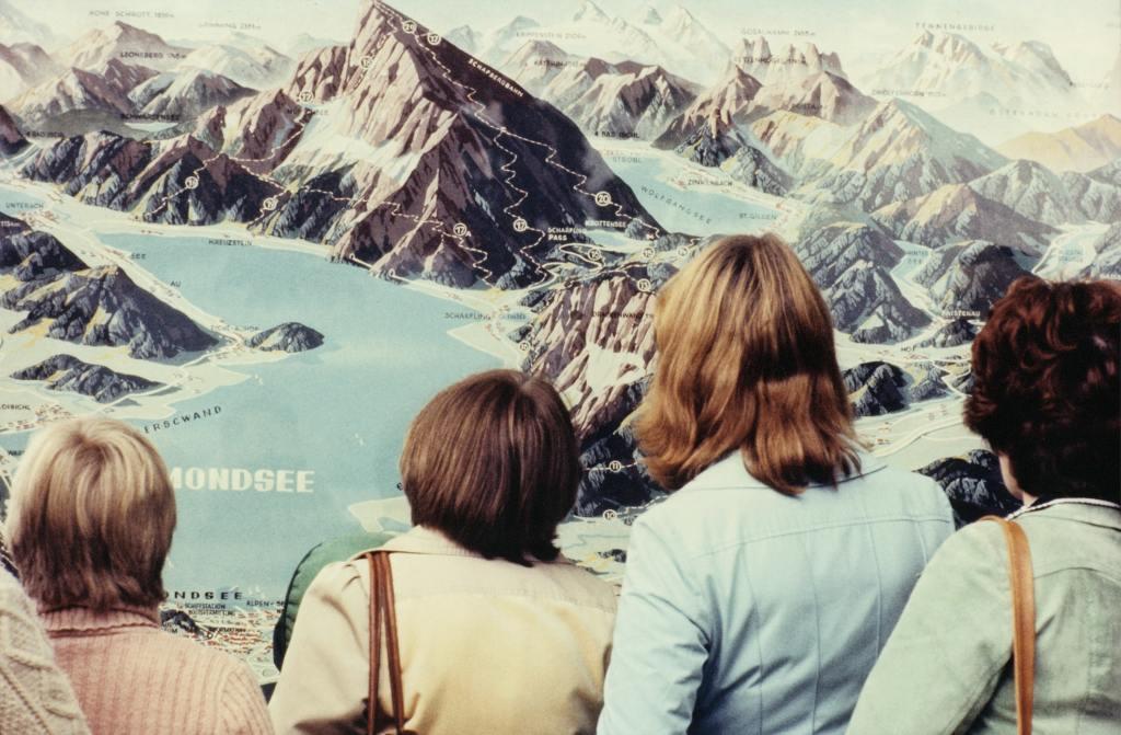Luigi Ghirri, Salzburg, 1977