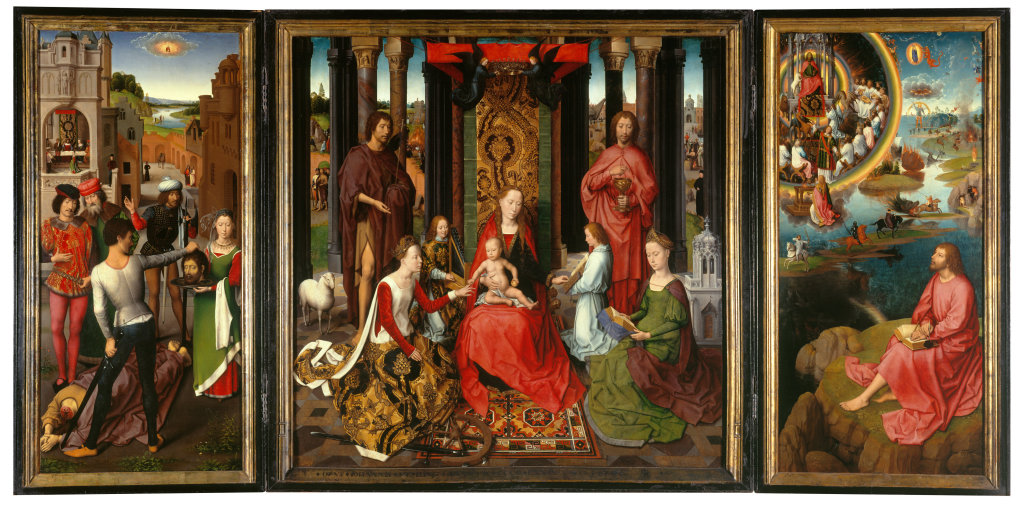 Memling in Context