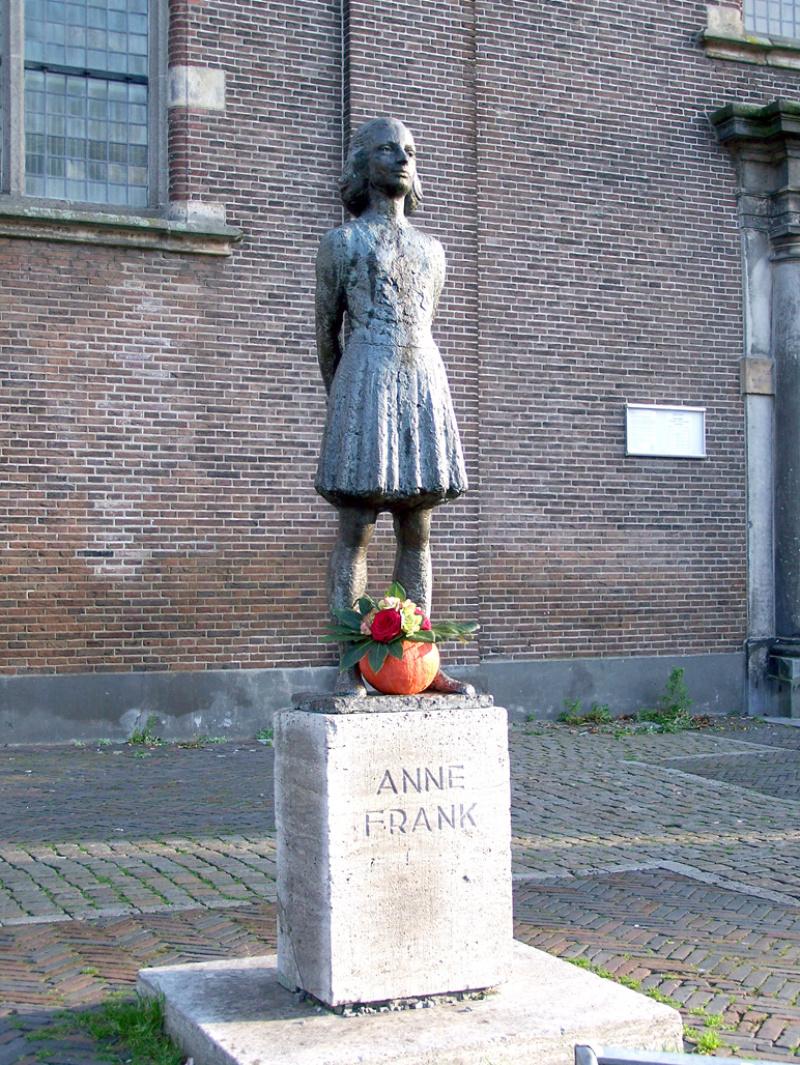 Mémorial Anne Frank