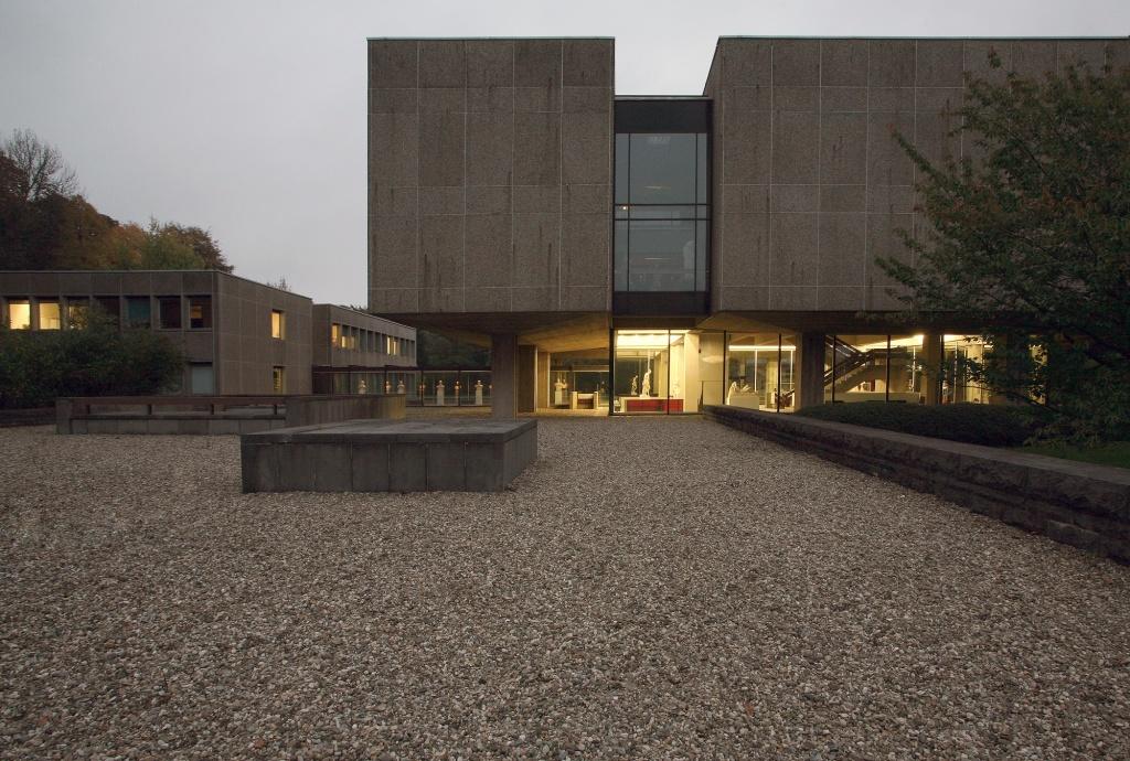Musée royal de Mariemont, Belgique