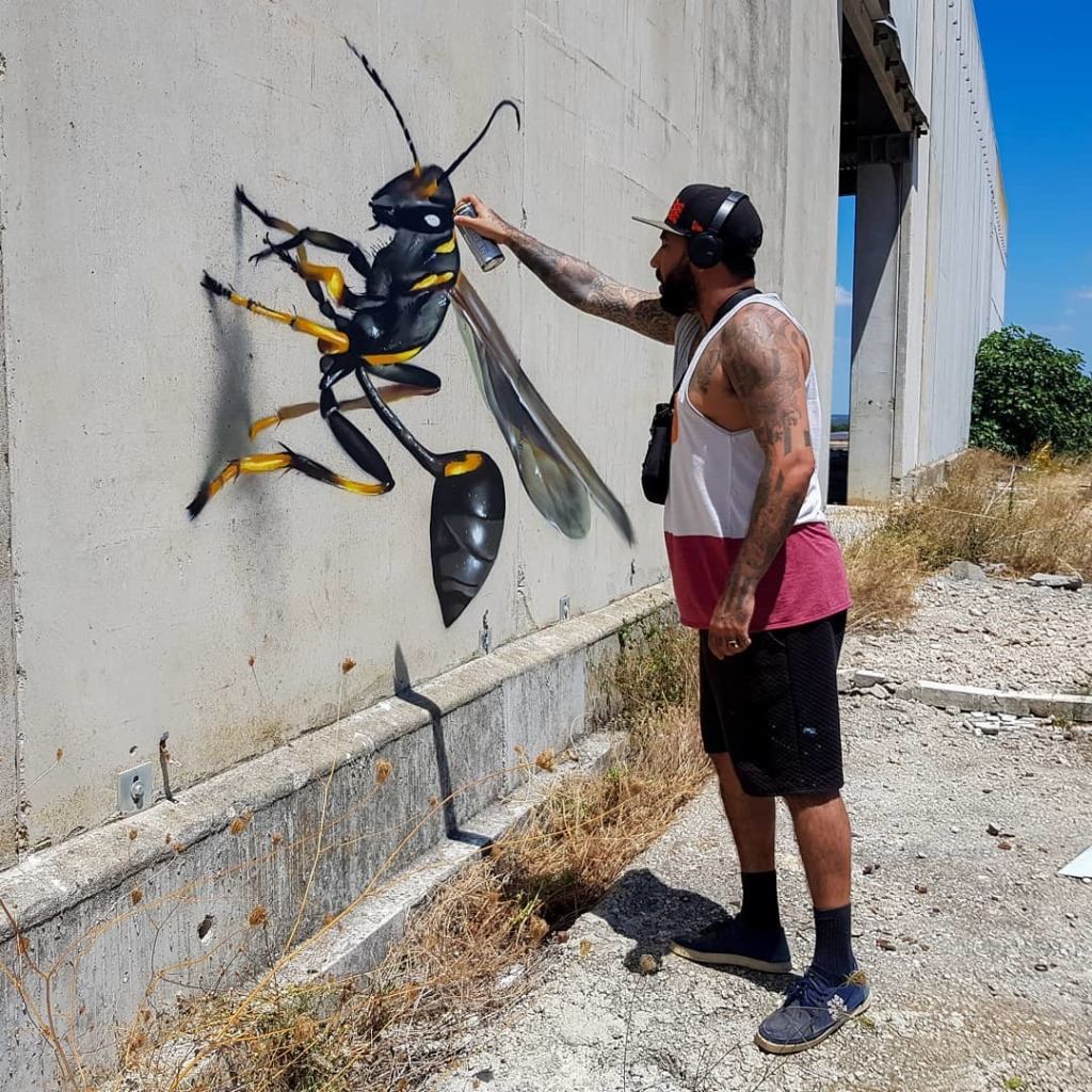 Odeith en action