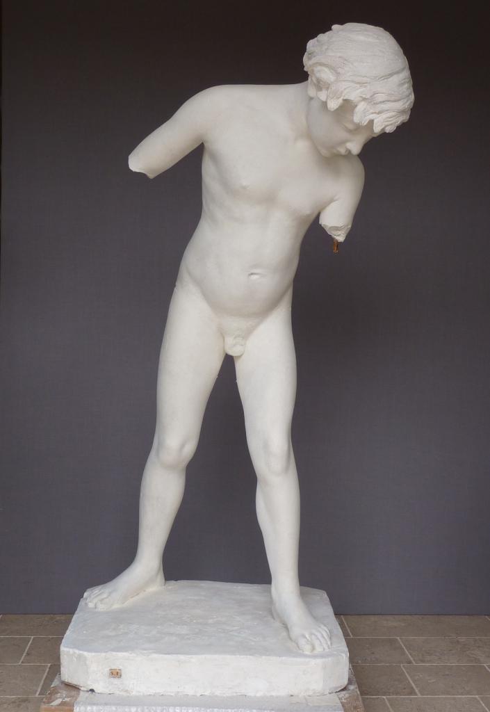 Gustave Courbet, Pecheur de chavot