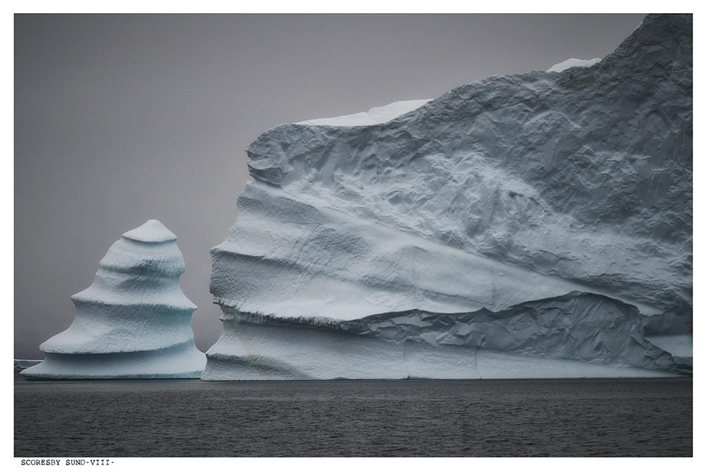 Philippe Alexandre Chevallier - Scoresby Sund - Cone - Groenland 2018