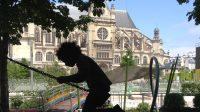 Playground des Halles, Paris