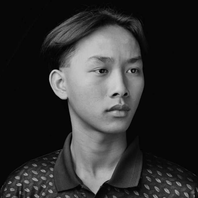Jean-Baptiste Huymh, Portrait 2, 1997