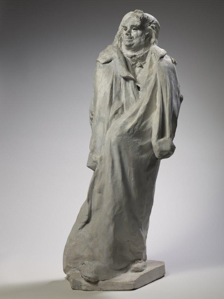 Rodin, Etude finale Balzac
