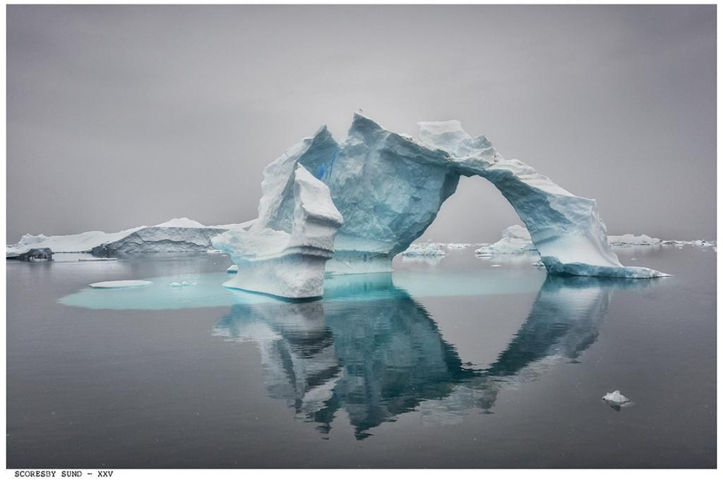 Philippe Alexandre Chevallier, XXV, Scoresby Sund, Groenland, 2018