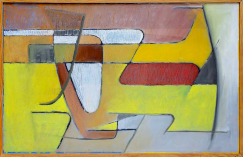 Wilfredo Arcay, Alroa, 1950