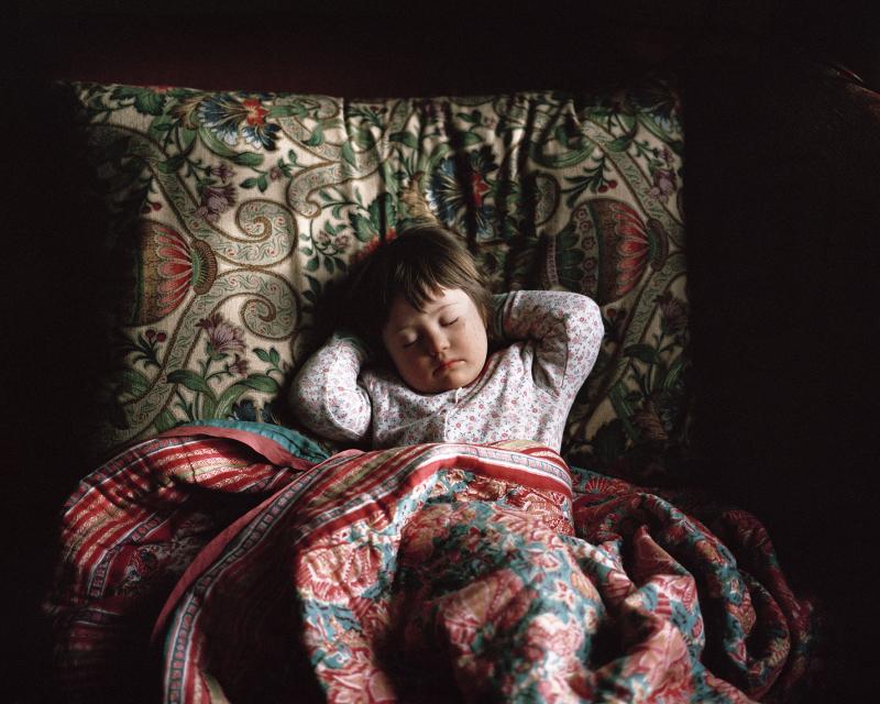 Sian Davey, Winter Virus, de la série «Looking for Alice», 2015
