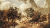 Thomas Gainsborough, Landscape