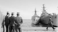 Depardon, La marine