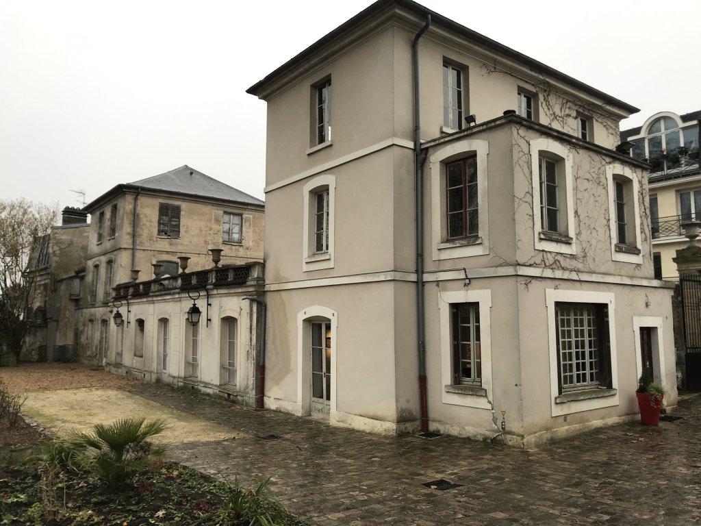 Vue de l'exposition Coulon, Maison des Arts de Châtillon, Châtillon (43)