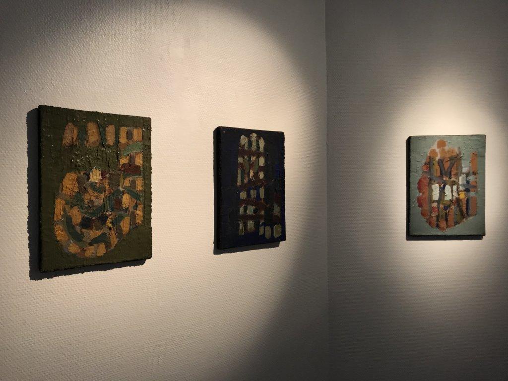 Vue de l'exposition Coulon, Maison des Arts de Châtillon, Châtillon (51)