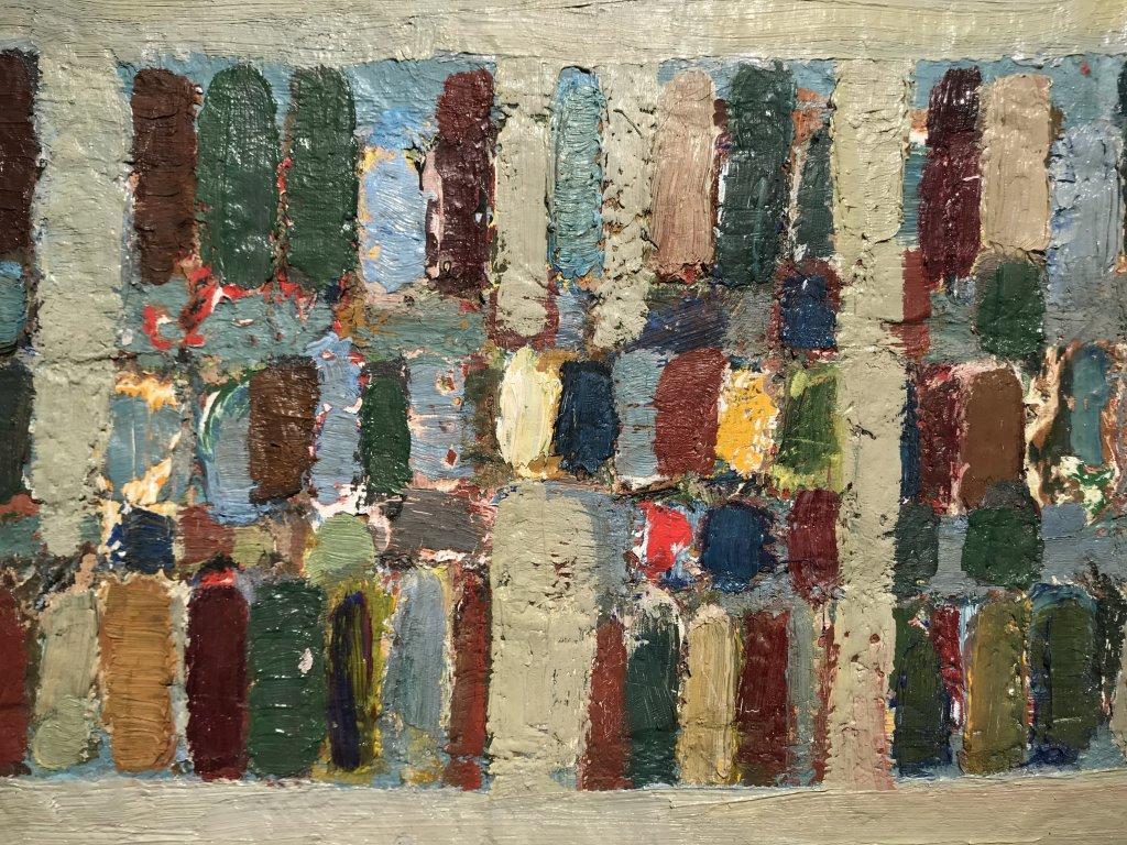 Vue de l'exposition Coulon, Maison des Arts de Châtillon, Châtillon (57)
