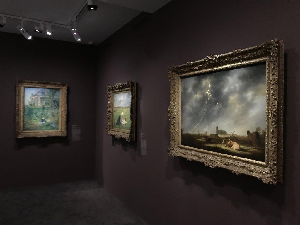 Vue de l'exposition de la Collection Bührle, Musée Maillol, Paris (10)