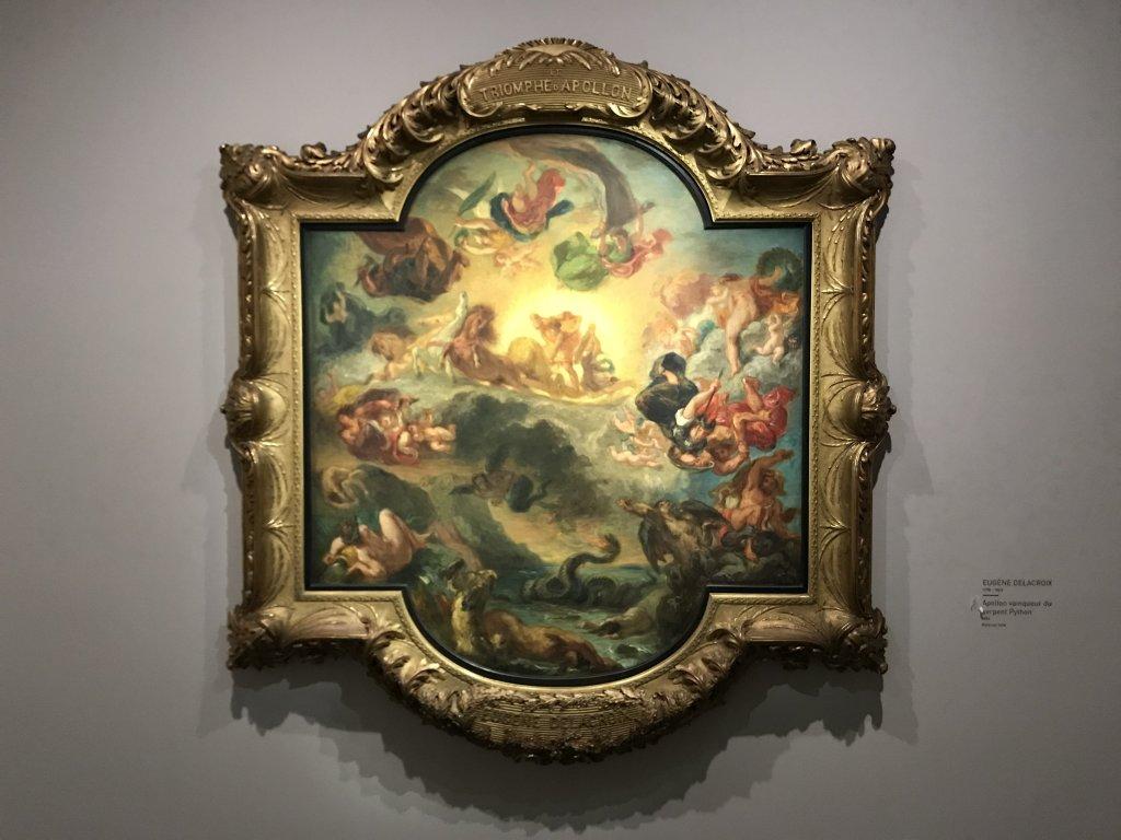 Vue de l'exposition de la Collection Bührle, Musée Maillol, Paris (11)