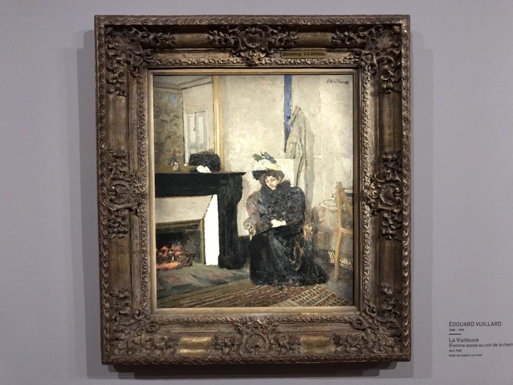 Vue de l'exposition de la Collection Bührle, Musée Maillol, Paris (14)