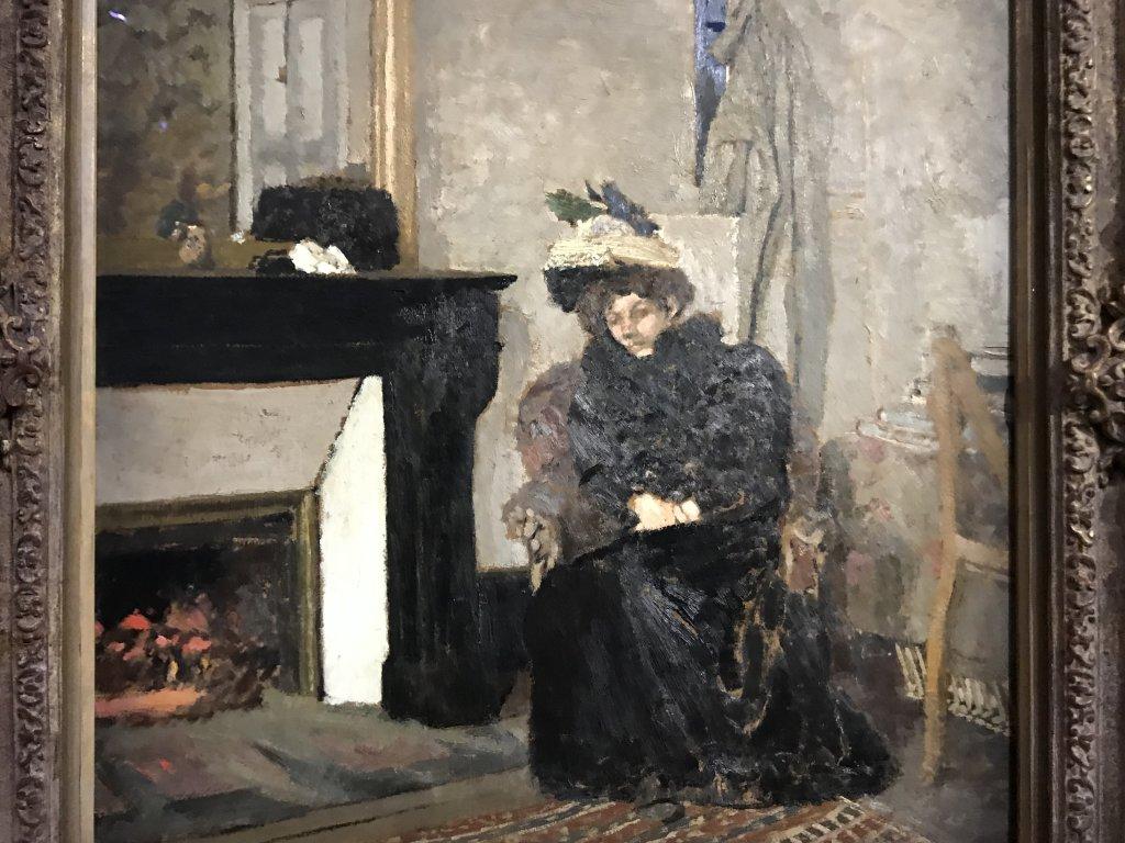Vue de l'exposition de la Collection Bührle, Musée Maillol, Paris (15)