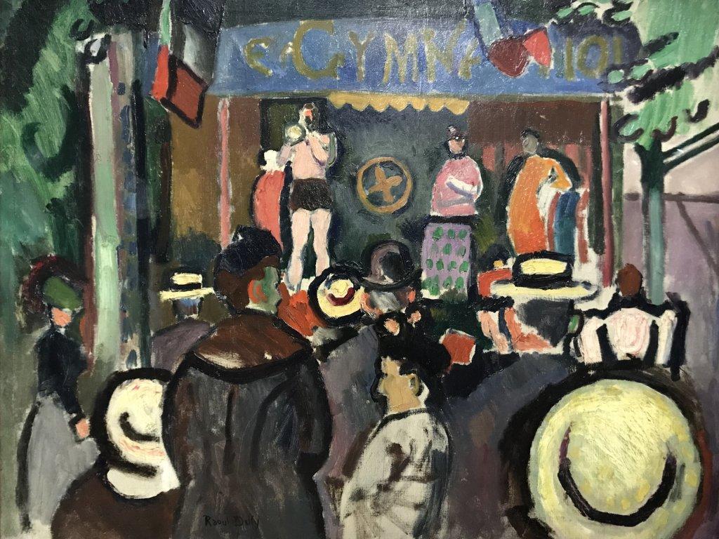 Vue de l'exposition de la Collection Bührle, Musée Maillol, Paris (17)