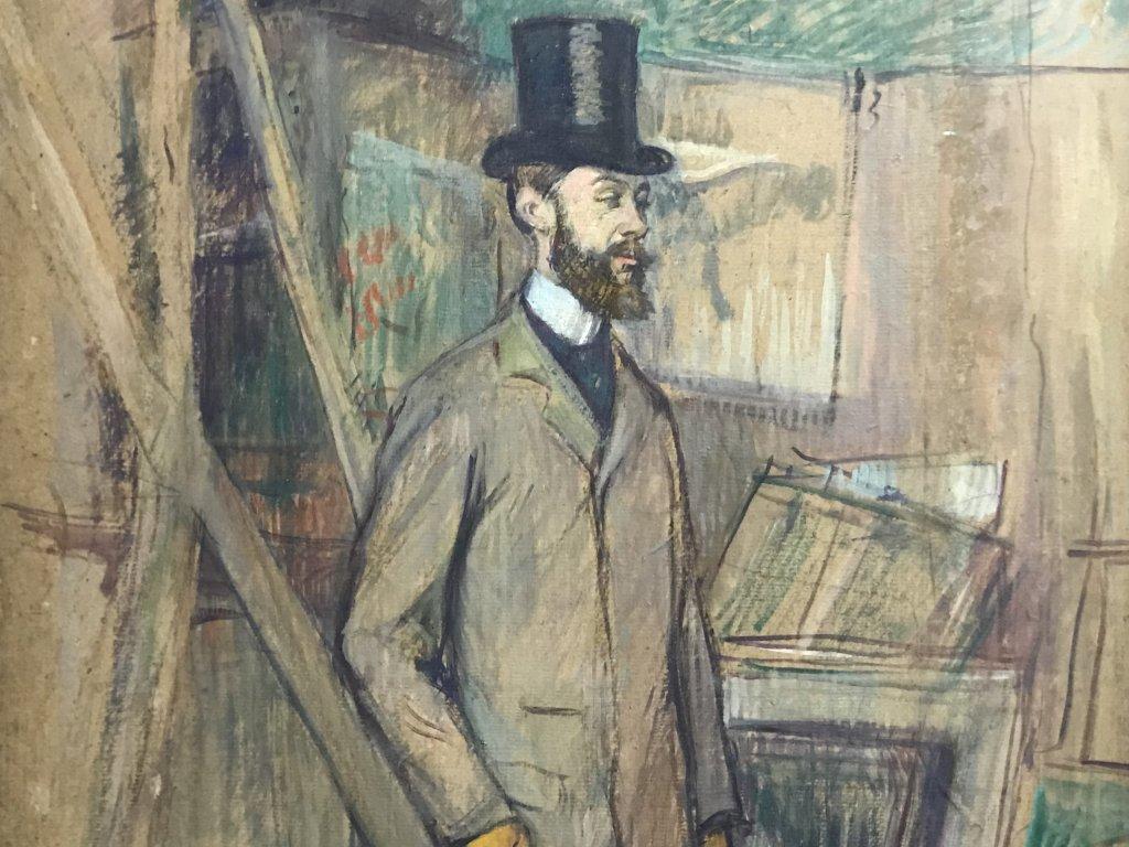 Vue de l'exposition de la Collection Bührle, Musée Maillol, Paris (19)