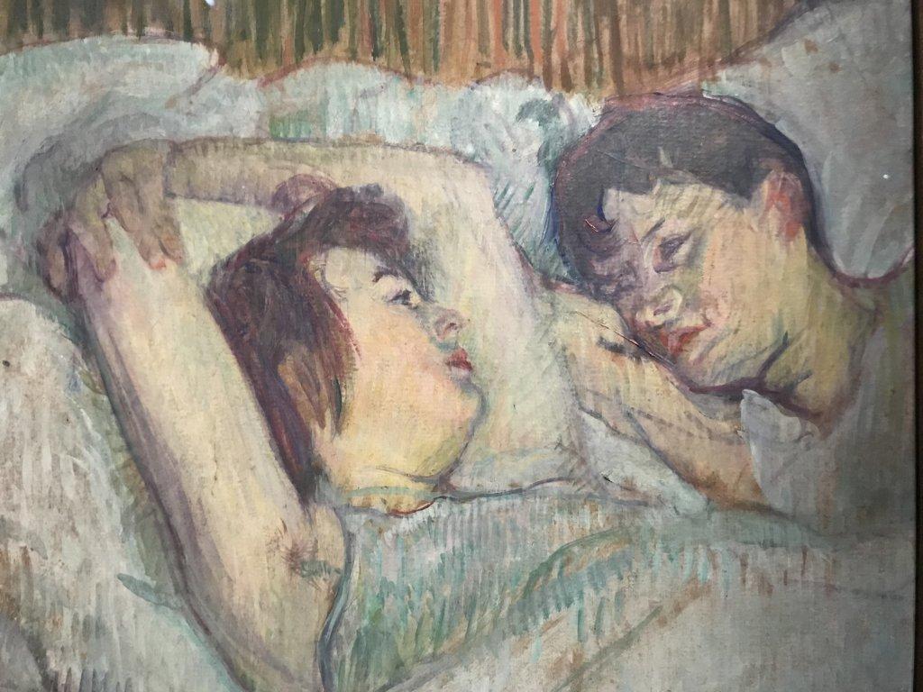 Vue de l'exposition de la Collection Bührle, Musée Maillol, Paris (20)