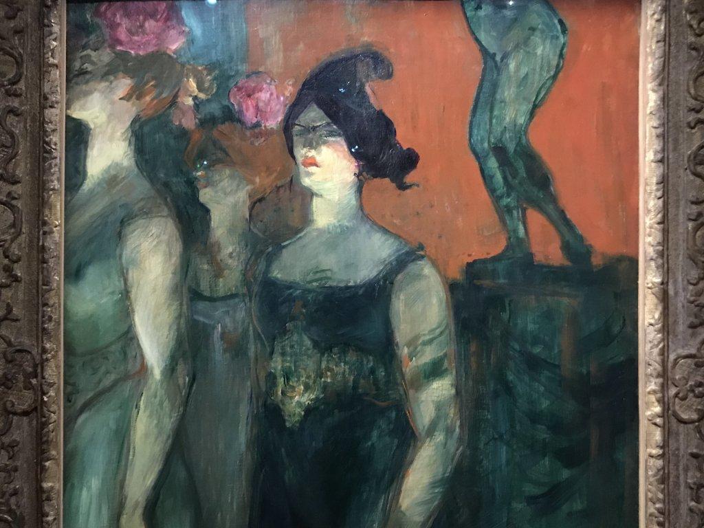 Vue de l'exposition de la Collection Bührle, Musée Maillol, Paris (21)