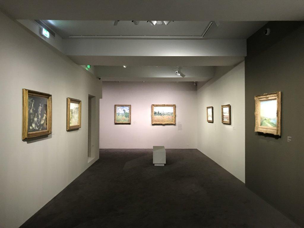 Vue de l'exposition de la Collection Bührle, Musée Maillol, Paris (23)