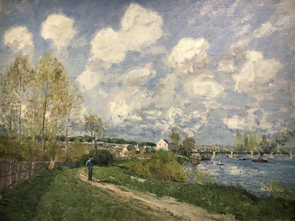 Vue de l'exposition de la Collection Bührle, Musée Maillol, Paris (25)