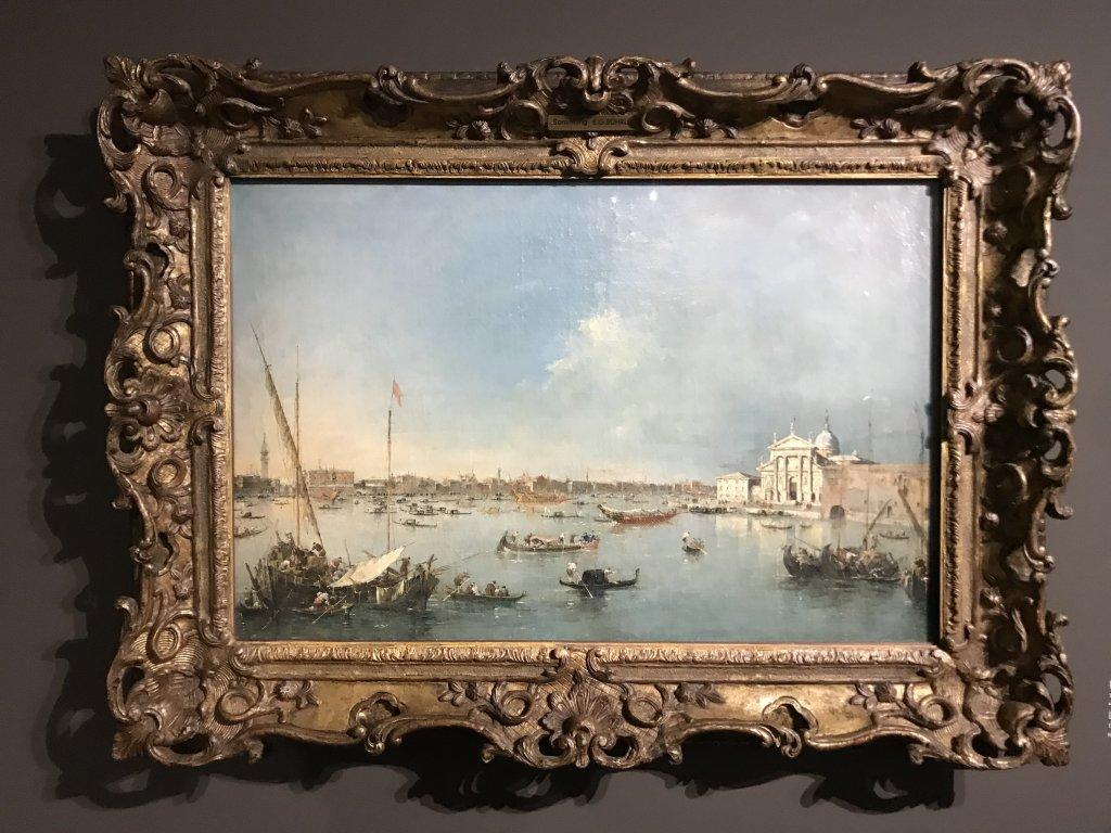 Vue de l'exposition de la Collection Bührle, Musée Maillol, Paris (26)