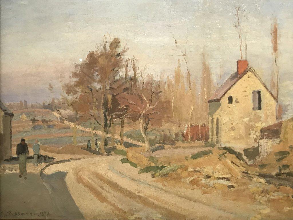 Vue de l'exposition de la Collection Bührle, Musée Maillol, Paris (28)
