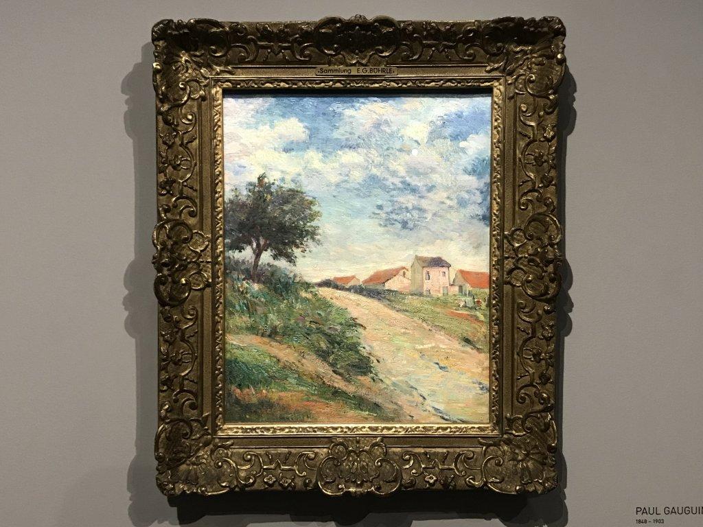 Vue de l'exposition de la Collection Bührle, Musée Maillol, Paris (29)