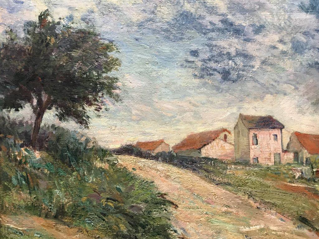 Vue de l'exposition de la Collection Bührle, Musée Maillol, Paris (30)