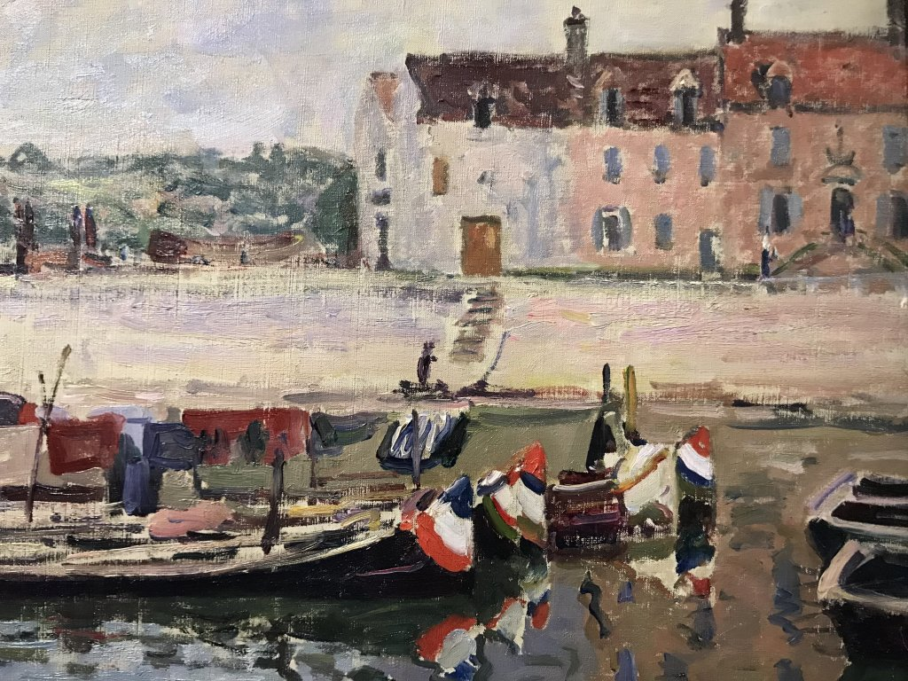 Vue de l'exposition de la Collection Bührle, Musée Maillol, Paris (33)