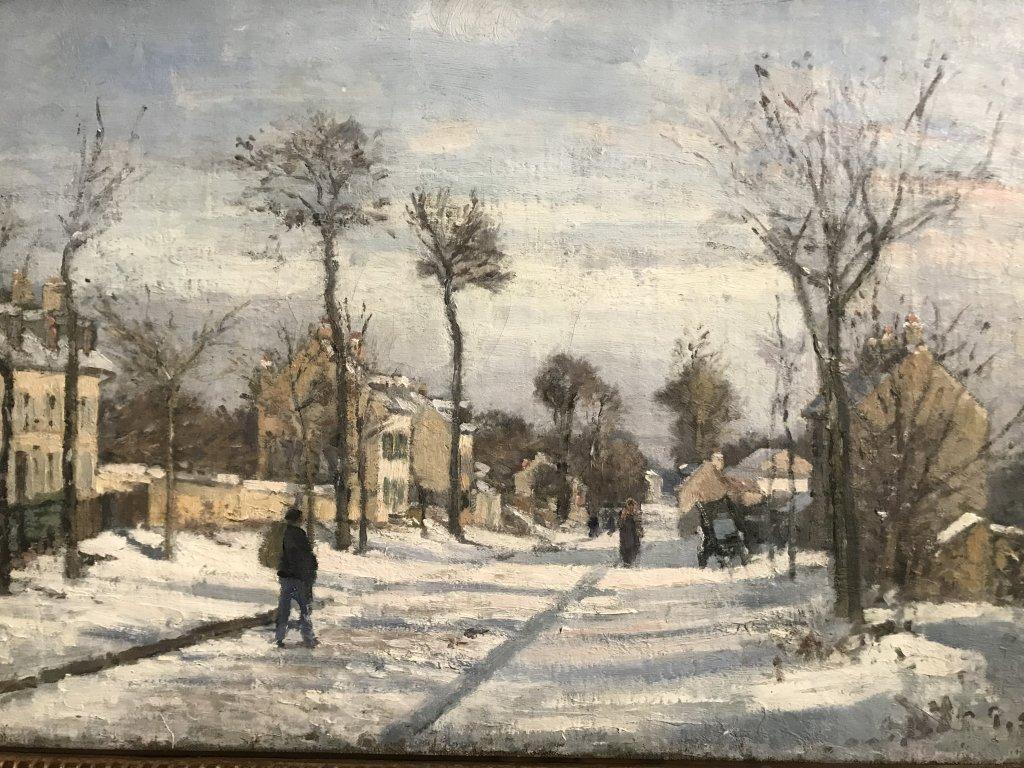 Vue de l'exposition de la Collection Bührle, Musée Maillol, Paris (34)