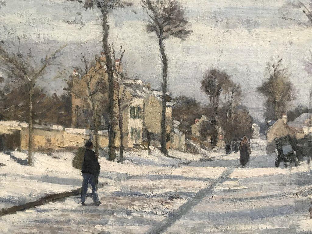 Vue de l'exposition de la Collection Bührle, Musée Maillol, Paris (35)
