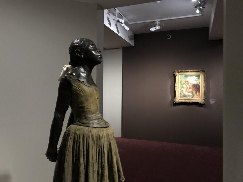 Vue de l'exposition de la Collection Bührle, Musée Maillol, Paris (36)