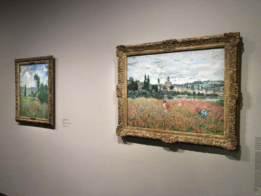 Vue de l'exposition de la Collection Bührle, Musée Maillol, Paris (37)