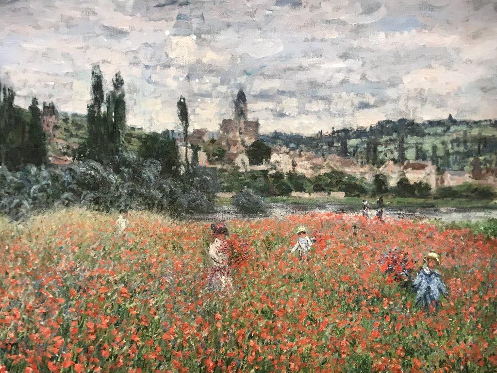 Vue de l'exposition de la Collection Bührle, Musée Maillol, Paris (38)
