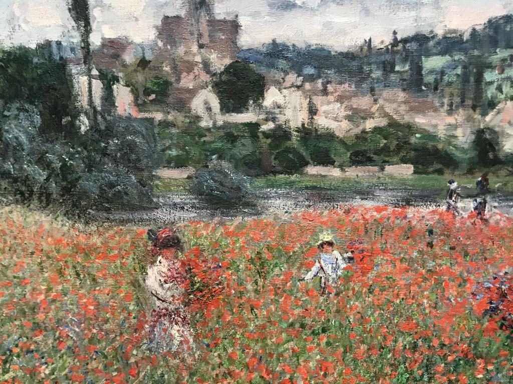 Vue de l'exposition de la Collection Bührle, Musée Maillol, Paris (39)