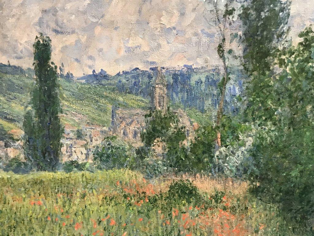 Vue de l'exposition de la Collection Bührle, Musée Maillol, Paris (40)
