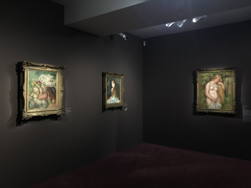 Vue de l'exposition de la Collection Bührle, Musée Maillol, Paris (47)