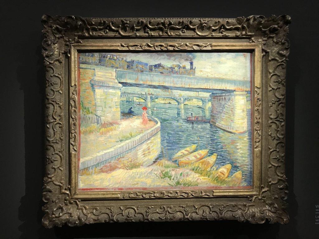 Vue de l'exposition de la Collection Bührle, Musée Maillol, Paris (48)