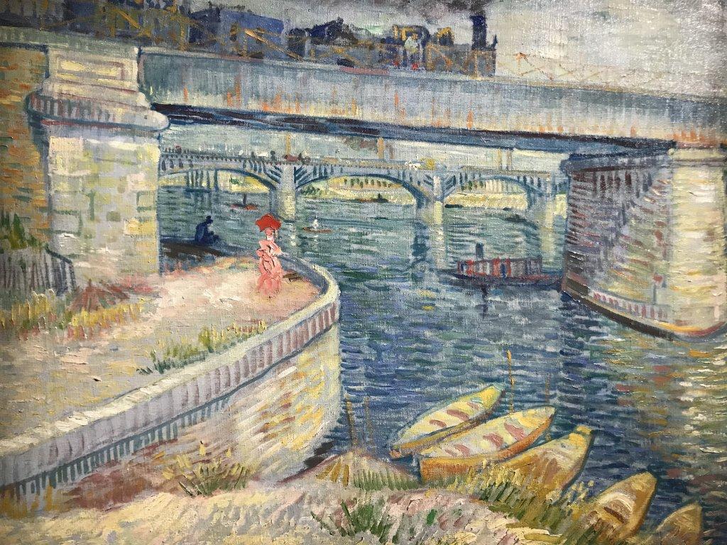Vue de l'exposition de la Collection Bührle, Musée Maillol, Paris (49)