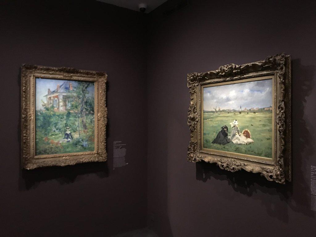 Vue de l'exposition de la Collection Bührle, Musée Maillol, Paris (5)