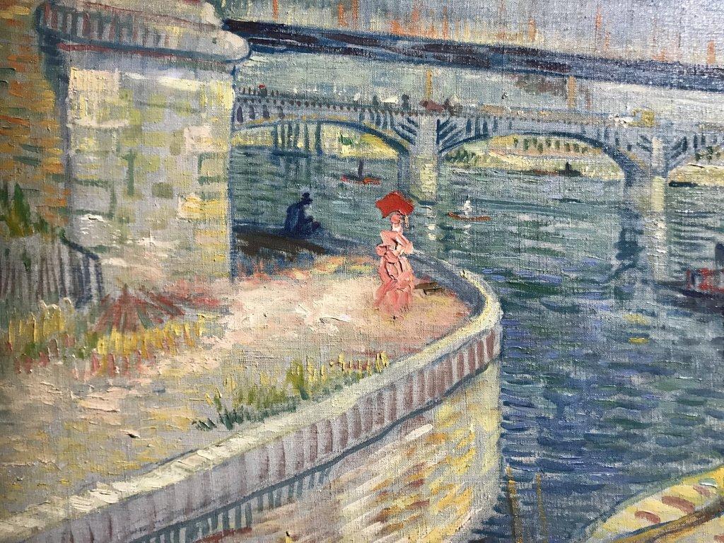 Vue de l'exposition de la Collection Bührle, Musée Maillol, Paris (50)