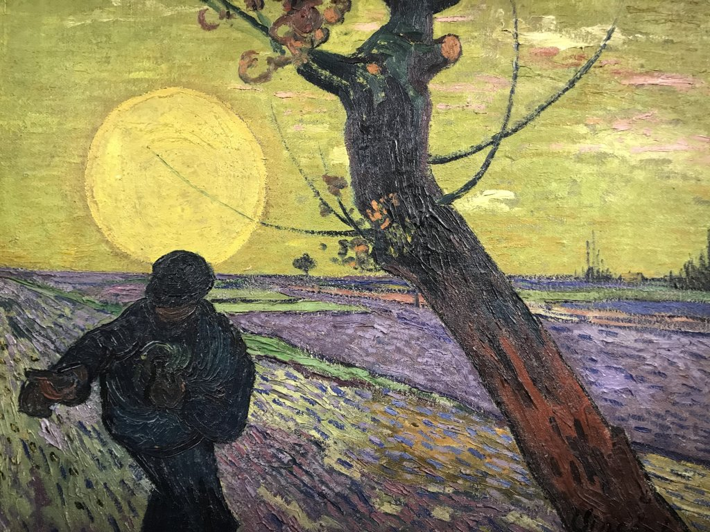 Vue de l'exposition de la Collection Bührle, Musée Maillol, Paris (51)